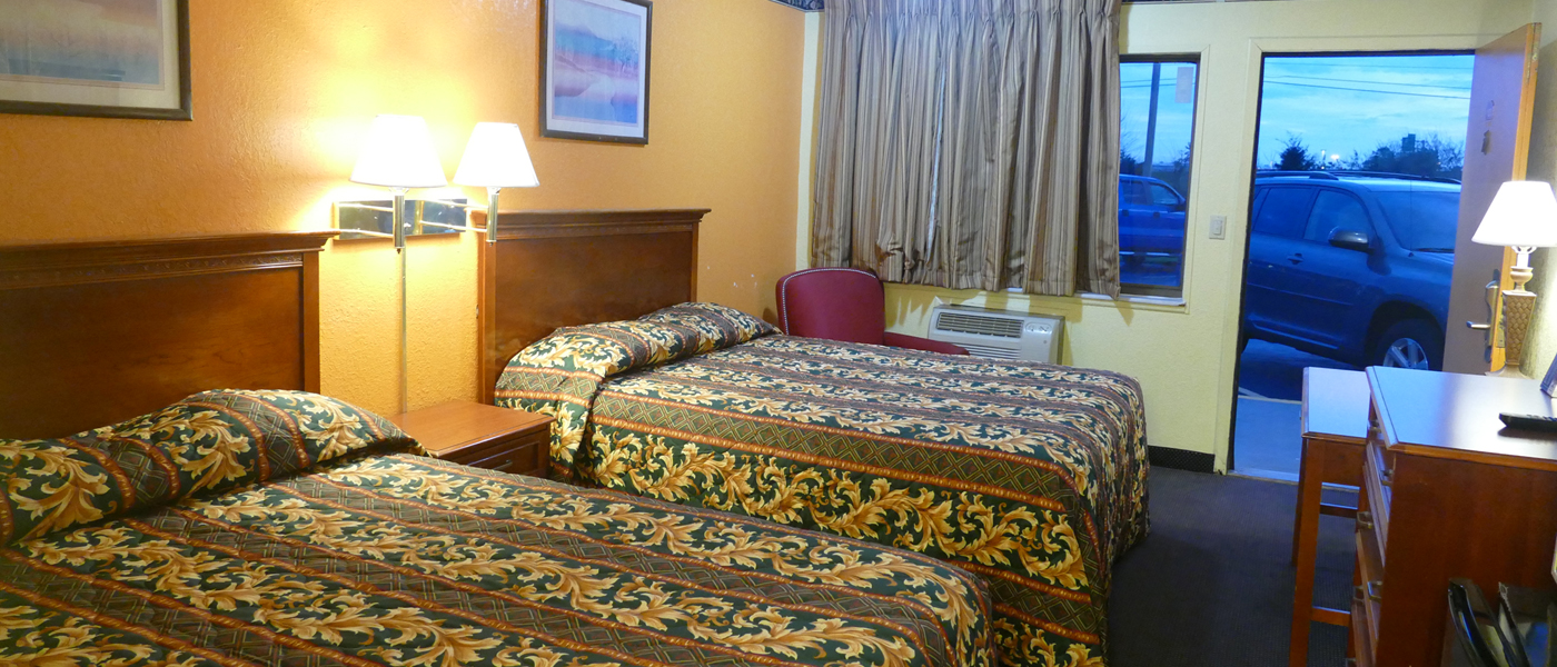 Rooms with Double Bed